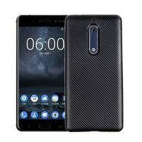 CarboSoft gelový obal na Nokia 5 - černý