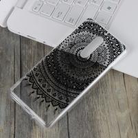 Mandala hybridní gelový obal na Nokia 5 - černý