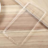 Průhledný gelový obal na Nokia 6