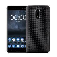 CarboSoft gelový obal na Nokia 6 - černý