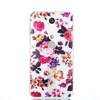 Patty gelový obal pro Nokia 6.1 - květiny