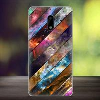 Cover gelový obal na mobil Nokia 6 - galaxie