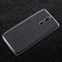 Transparentní gelový obal na Nokia 8