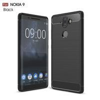 Carbo odolný obal na mobil Nokia 8 Sirocco - černý