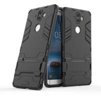 Defender odolný obal na Nokia 8 Sirocco - černý