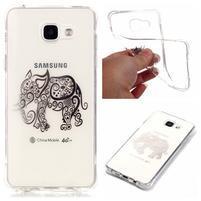 Laque gelový obal na mobil Samsung Galaxy A3 (2016) - slon