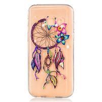 Softy gelový obal na Samsung Galaxy A3 (2017) - lapač snů