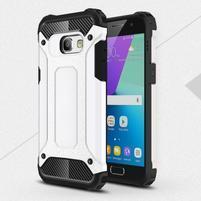 Defender odolný obal na mobil Samsung Galaxy A3 (2017) - bílý
