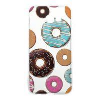 Patty gelový obal na Samsung Galaxy A3 (2017) - donutky