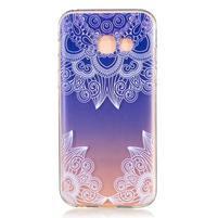 Softy gelový obal na Samsung Galaxy A3 (2017) - mandala