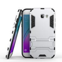 Guardy odolný obal na Samsung Galaxy A5 (2017) - stříbrný