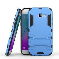 Guardy odolný obal na Samsung Galaxy A5 (2017) - světlemodrý