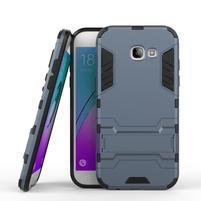 Guardy odolný obal na Samsung Galaxy A5 (2017) - šedomodrý