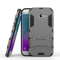Guardy odolný obal na Samsung Galaxy A5 (2017) - šedý