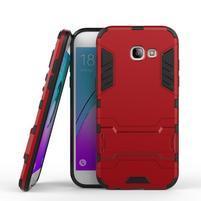 Guardy odolný obal na Samsung Galaxy A5 (2017) - červený