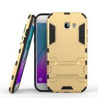 Guardy odolný obal na Samsung Galaxy A5 (2017) - zlatý