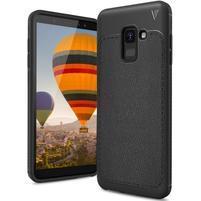 IVS odolný gelový obal na Samsung Galaxy A6 (2018) - černý