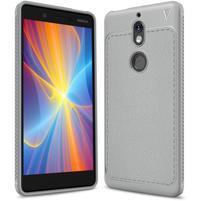 Carbo odolný gelový obal na Nokia 7 - šedý