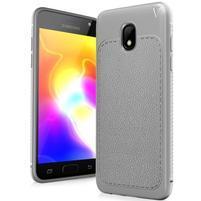 VibeX odolný obal na mobil Samsung Galaxy J3 (2018) - šedý