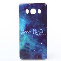 Funy gelový obal na Samsung Galaxy J5 (2016) - dobrou noc