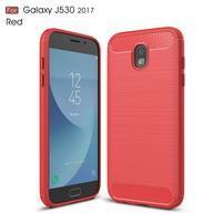 CarboCorner odolný obal na Samsung Galaxy J5 (2017) - červený