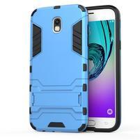 Defender odolný obal na mobil Samsung Galaxy J5 (2017) - světlemodrý