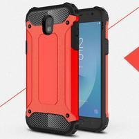 Armory odolný obal na Samsung Galaxy J5 (2017) - červený