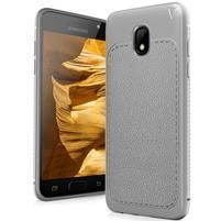 VibeX odolný obal na mobil Samsung Galaxy J5 (2018) - šedý