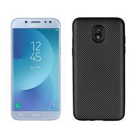 Carb odolný gelový kryt na Samsung Galaxy J7 (2018) - černý