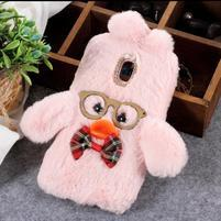 Duck silikonový kryt pro Samsung Galaxy J6 - růžový