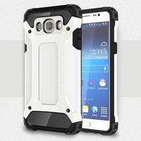 Armory odolný obal na mobil Samsung Galaxy J7 (2016) - bílý