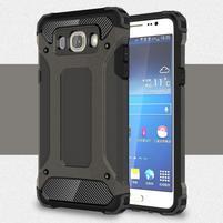 Armory odolný obal na mobil Samsung Galaxy J7 (2016) - bronze