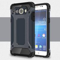 Armory odolný obal na mobil Samsung Galaxy J7 (2016) - tmavěmodrý