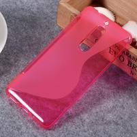 S-line gelový obal na mobil Nokia 5 - rose