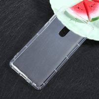 Transparentní gelový obal na Nokia 5