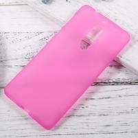Matts gelový obal na mobil Nokia 5 - rose