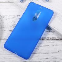 Matts gelový obal na mobil Nokia 5 - modrý