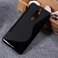 S-line gelový obal na mobil Nokia 5 - černý