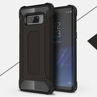 Armory odolný obal se zesílenými rohy Samsung Galaxy Note 8 - černý
