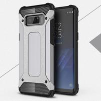 Armory odolný obal se zesílenými rohy Samsung Galaxy Note 8 - šedý