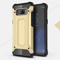 Armory odolný obal se zesílenými rohy Samsung Galaxy Note 8 - zlatý