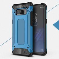 Armory odolný obal se zesílenými rohy Samsung Galaxy Note 8 - modrý