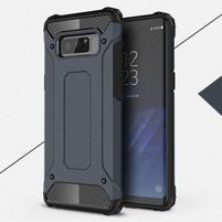 Armory odolný obal se zesílenými rohy Samsung Galaxy Note 8 - tmavěmodrý