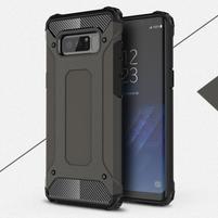 Armory odolný obal se zesílenými rohy Samsung Galaxy Note 8 - bronze