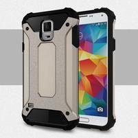 Armory odolný obal na Samsung Galaxy S5 - šedý