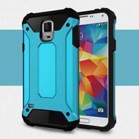 Armory odolný obal na Samsung Galaxy S5 - modrý