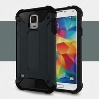 Armory odolný obal na Samsung Galaxy S5 - tmavěmodrý