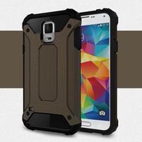 Armory odolný obal na Samsung Galaxy S5 - bronze