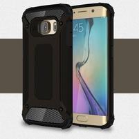 Armory odolný obal na Samsung Galaxy S6 Edge - černý