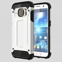 Armory odolný obal na mobil Samsung Galaxy S7 - bílý